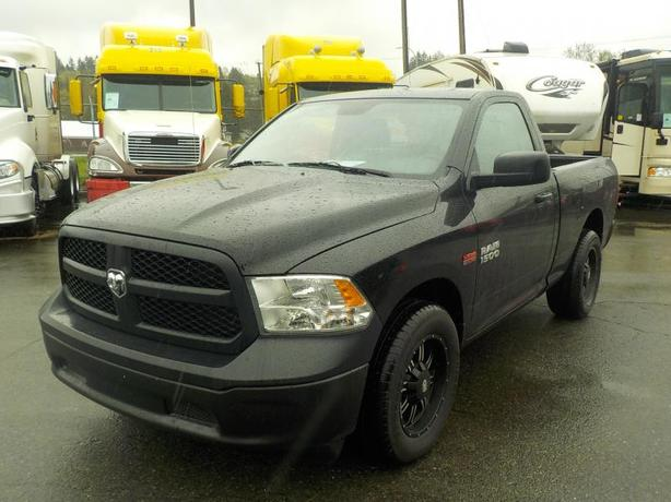 2014 Dodge Ram 1500 Tradesman Regular Cab SWB 2WD