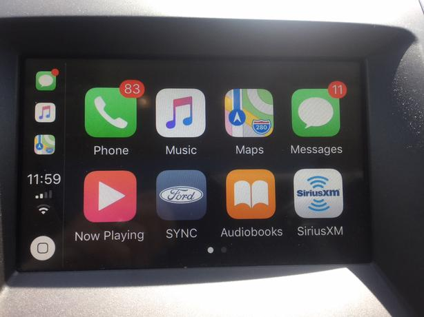 Apple Carplay For Ford Edge F 150 Etc Sync 3 Required Hc3t 14f014