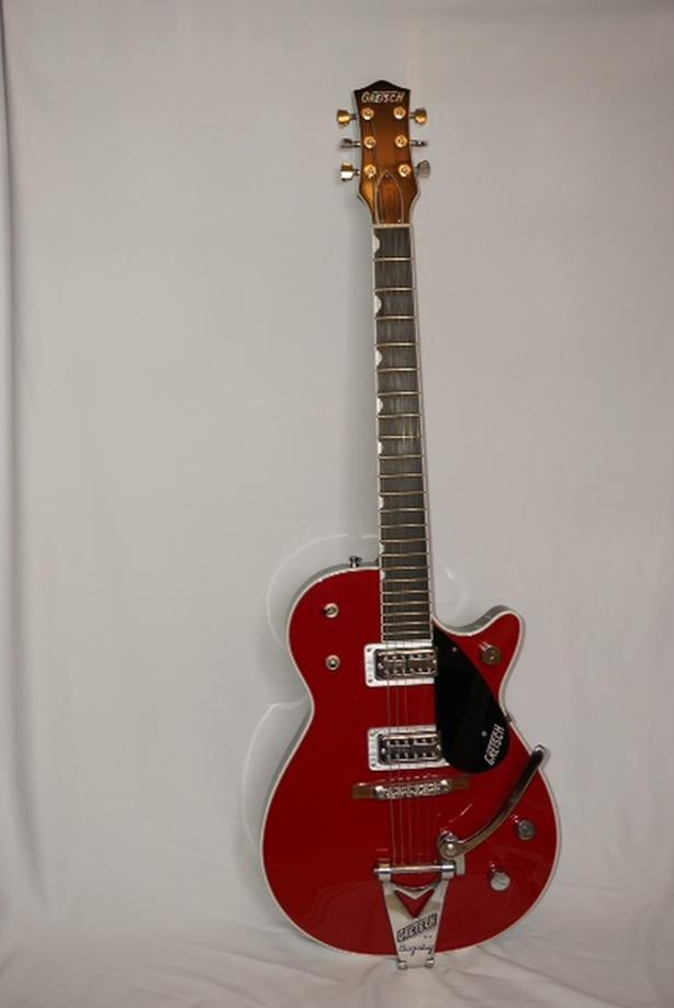 Gretsch G6131T-TVP Power Jet Firebird Electric Guitar