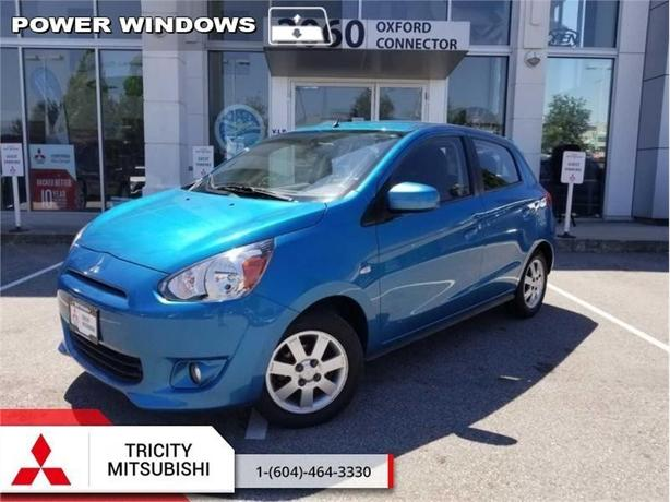 2014 Mitsubishi Mirage SE  - Heated Seats -  Fog Lamps
