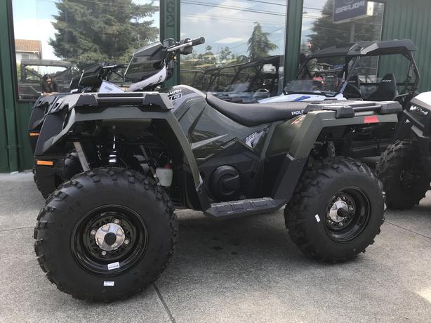2018 POLARIS SPORTSMAN 570 ATV