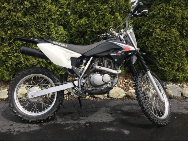 2009 Suzuki DRZ 125L