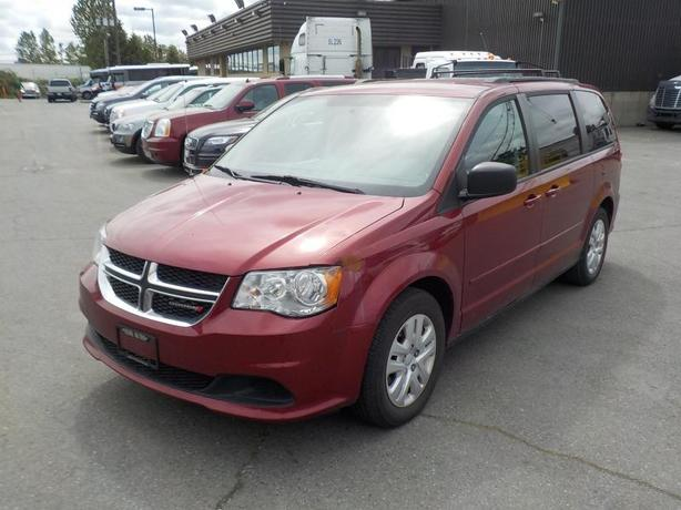 2014 Dodge Grand Caravan SXT Stow n' Go