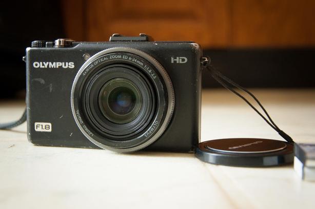Olympus XZ-1 prosumer camera