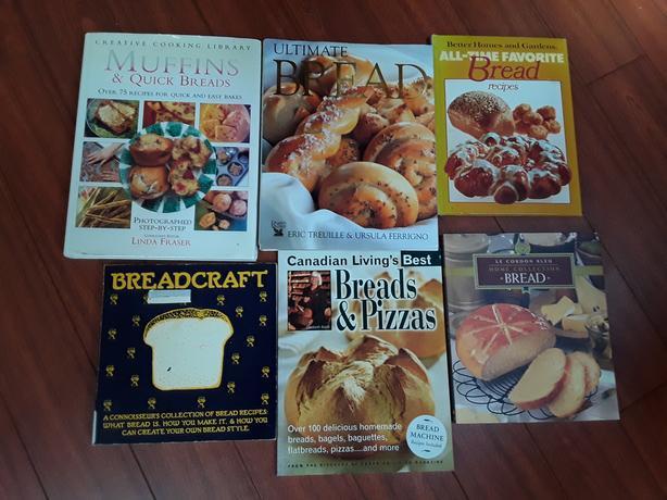 Breadmaking books