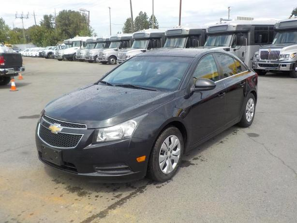 2013 Chevrolet Cruze 1LT Turbo with Back-up Camera