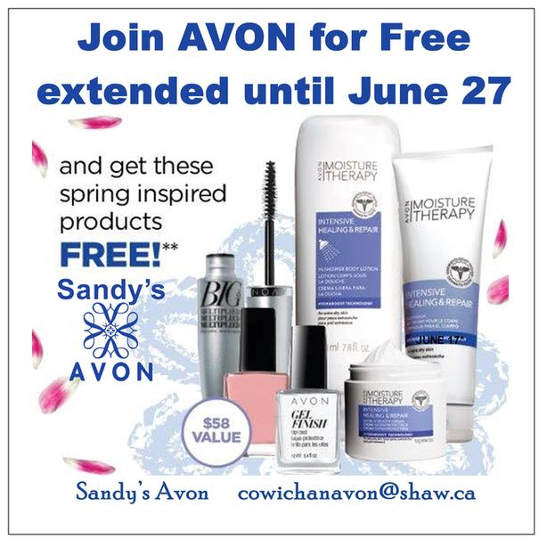 It's your time to shine with Avon!