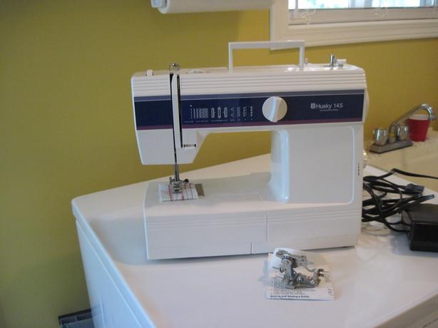Husky 40 Sewing Machine Malahat Including Shawnigan Lake Mill Awesome Husky 145 Sewing Machine Manual