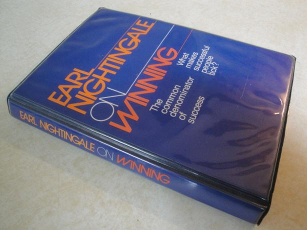 Earl Nightingale on Winning (2 audio cassettes)
