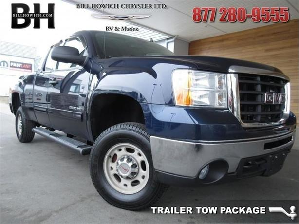 2010 GMC Sierra 2500HD SLE - Bluetooth - Running Boards