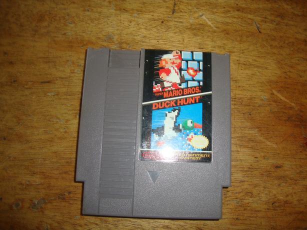 Nintendo NES Duck Hunt game