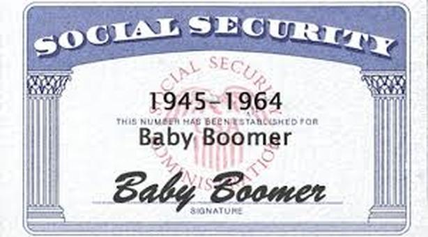 ATTENTION TO ALL BABY BOOMERS