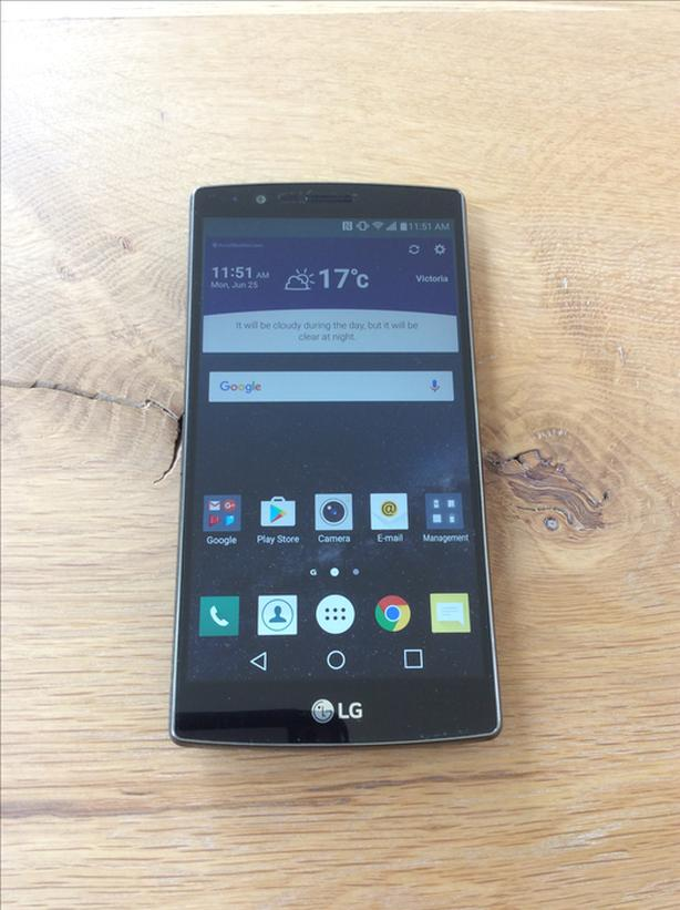 Like NEW LG G4 Smartphone (32GB) in Excellent condition West