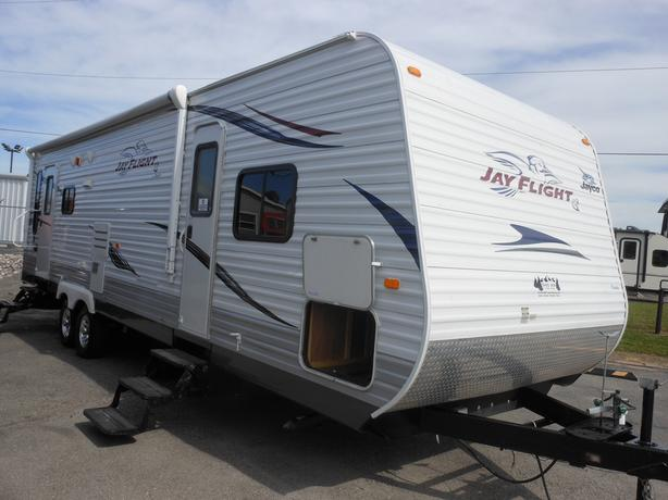 2011 Jayco Jayflight 29RLS Travel Trailer