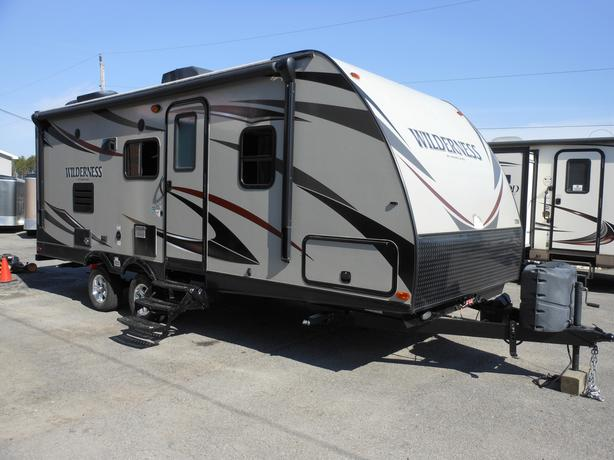 2016 Heartland Wilderness 2175RB Travel Trailer
