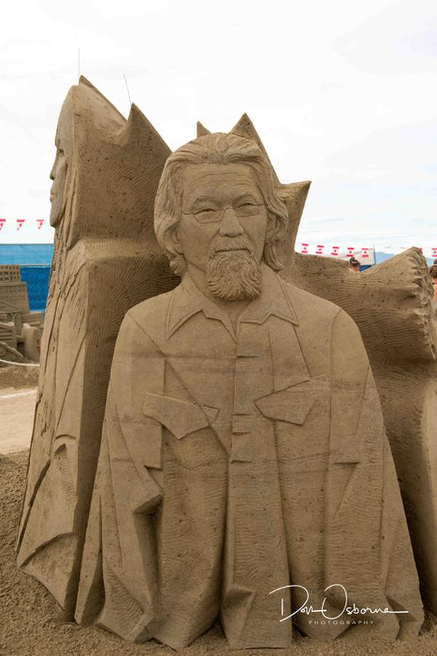 Quality Foods Sand Sculpting Competition & Exhibition