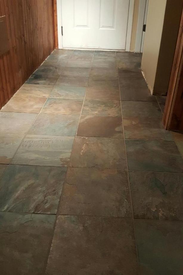 Laminate flooring and Tile installation