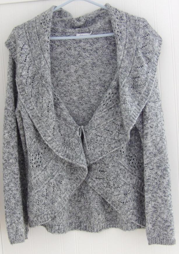 Reitman's Grey Women's Sweater XXL Petite - AS NEW /Never Been Worn!