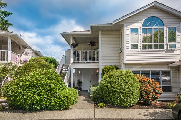 Elegant three bedroom townhome in North Nanaimo