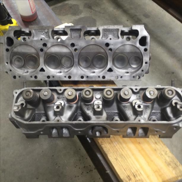  Log In needed $100 · Mopar 440 cylinder heads (452 castings)