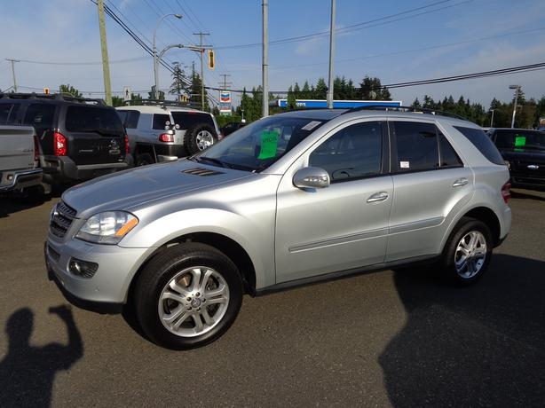 2008 Mercedes Benz Ml350 4wd 99 Kms Outside Victoria