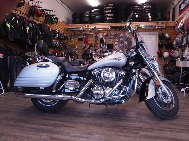 2005 Kawasaki Vulcan 1600 classic