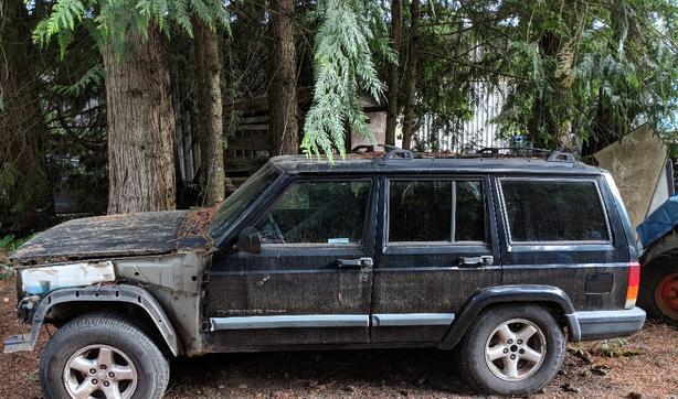 99 Jeep Cherokee XJ Parts