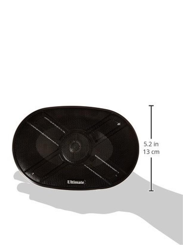 Ultimate T2-4621 4-Inch x 6-Inch 4 Ohm 2-Way Speakers