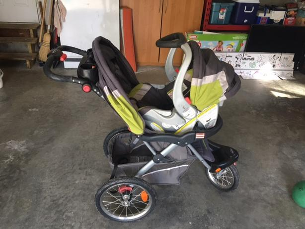 Stroller Car Seat And Infant Carrier For Sale