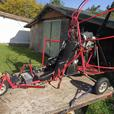 Powered parachute Ultralite Rotax 2-Stroke motor 1996
