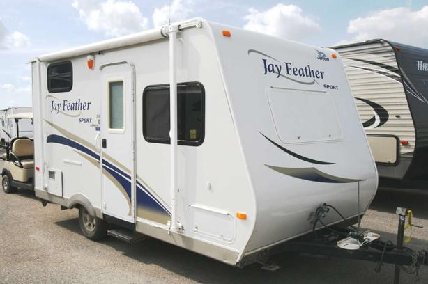 2012 Jayco Jay Feather 165 - 1861U