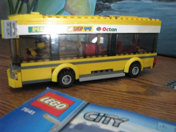 Lego City Bus North Nanaimo Nanaimo