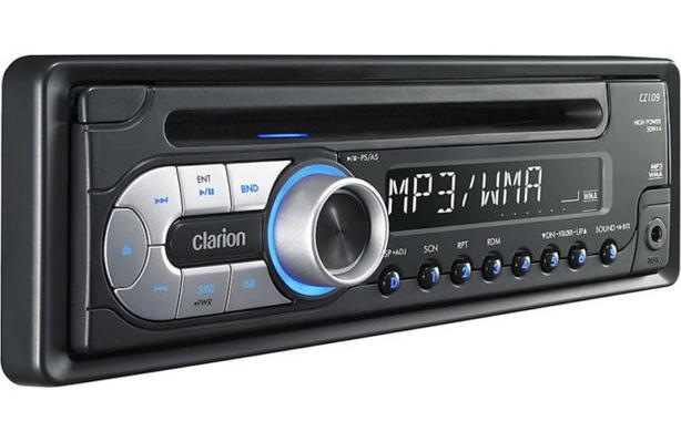 Clarion car audio receiver