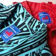 AWESOME! 2 Eveni Mens Aloha Camp Shirts - Made in Fiji