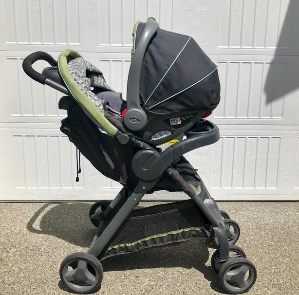 Graco Stroller Car Seat Base