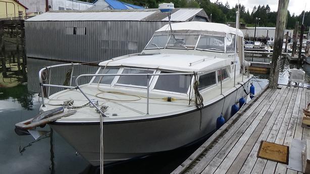 1973 / 28FT Coronet Seafarer
