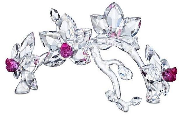 Swarovski Crystal Orchids Branch (864443)