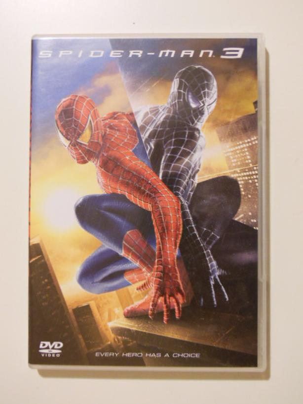 Spideman 3 (DVD)