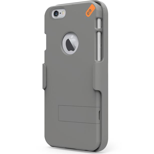 PureGear HIP Case+ for iPhone 6 - Gray (60842PG)