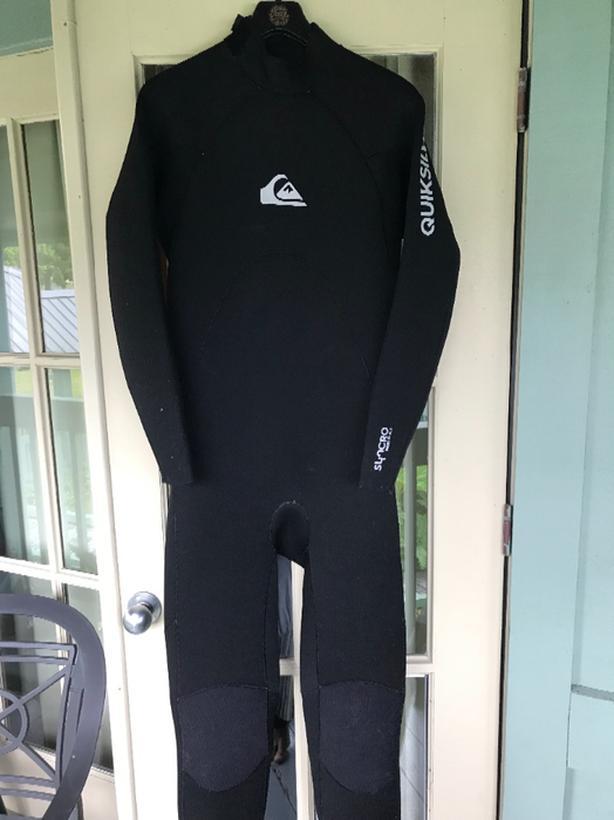 Quicksilver wetsuit