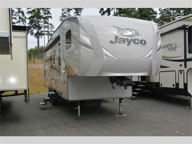 2018 Jayco Eagle HT 27.5RKDS