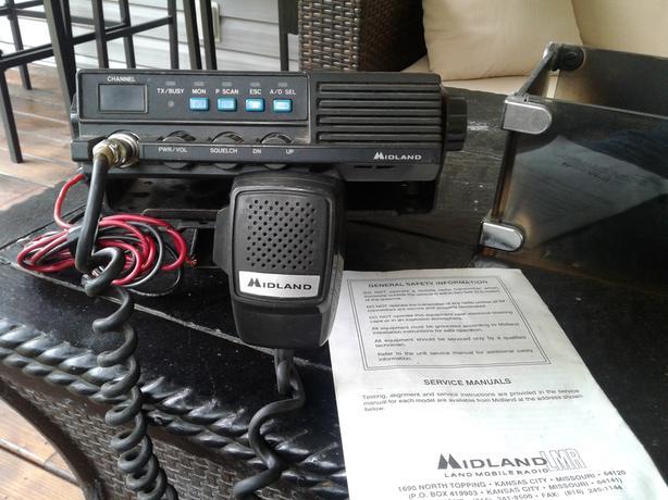 Midland LMR Syn-tec XTR 2 way radio