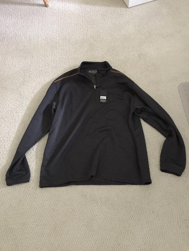 Pebble Beach Long Sleeved Pullover