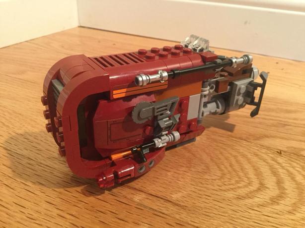 Lego Star Wars Set Reys Speeder Central Saanich Victoria
