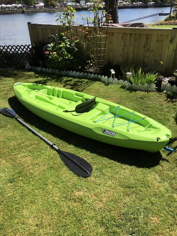 Pelican Boost 100 Kayak Saanich, Victoria