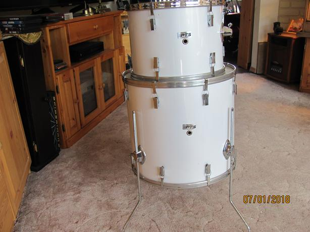 Remo PTS drums