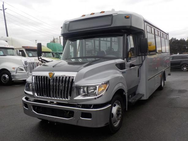 2013 International 3000 22 Passenger Bus Diesel with Wheelchair Accessibility