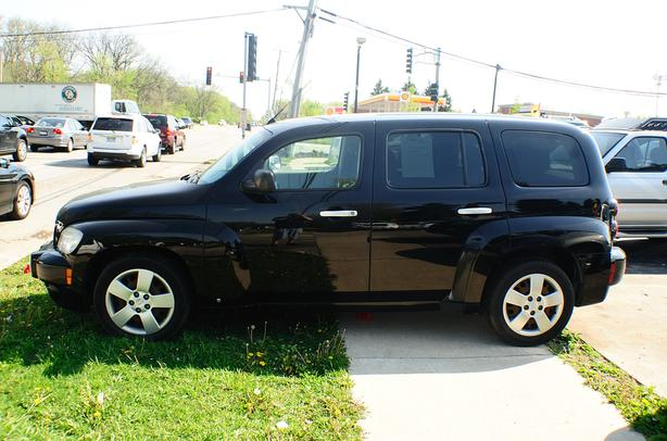REDUCED NOW  2006 Chevrolet HHR WILLIAMS COLWOOD ON SALE NOW