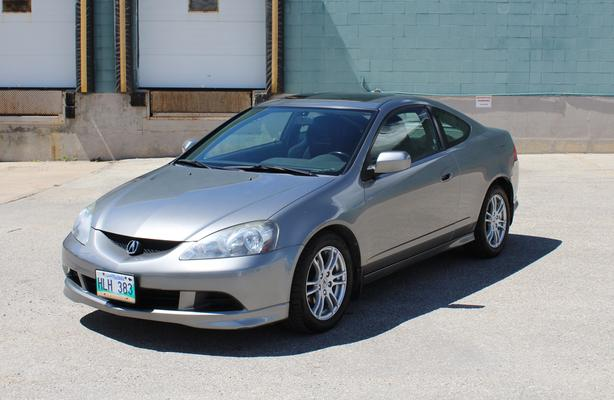 Acura RSX Low Kms Brand New Tires And Battery Wsafety - Acura rsx battery