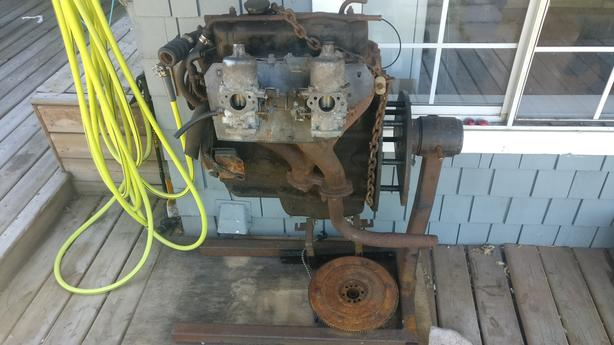 Mgb motor and transmission Burnaby (incl  New Westminster